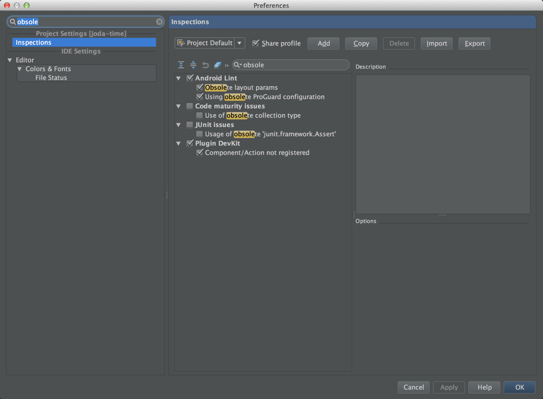 IntelliJ IDEA Minimal Survival Guide – Hadi Hariri